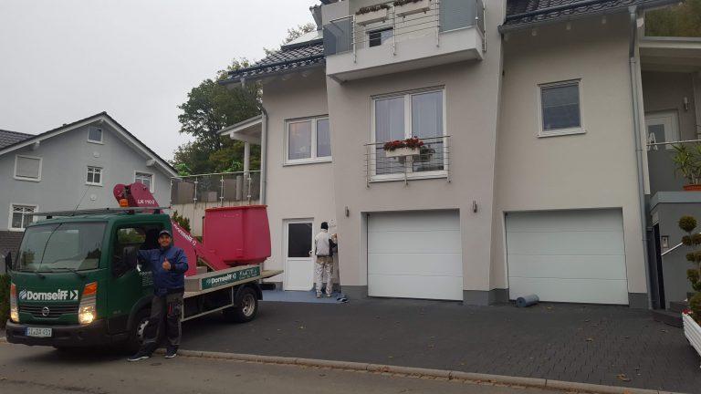 Fassadenreinigung Limburg und Steinimprägnierung Limburg